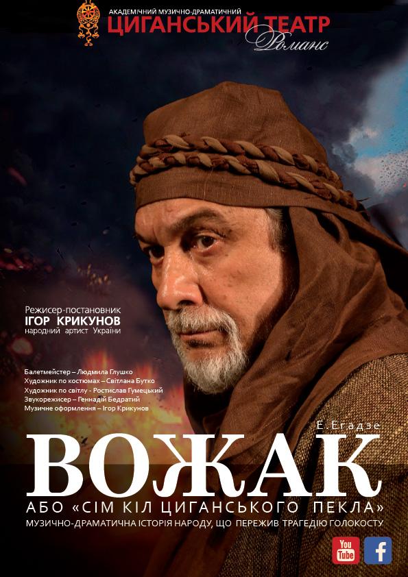 У Києві стартував трирічний міжнародний проєкт  «Європейський ромський театр» - міжнародний проект, культурна дипломатія - Vozhak kontra